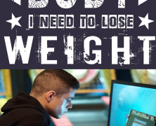 How can programmers lose weight?