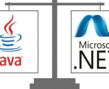 .NET Vs Java: Which is the Best